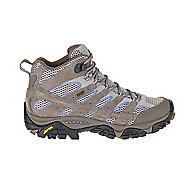 Womens Merrell Moab 2 Mid Waterproof Hiking Shoe - Falcon 11