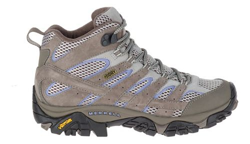 Womens Merrell Moab 2 Mid Waterproof Hiking Shoe - Falcon 5