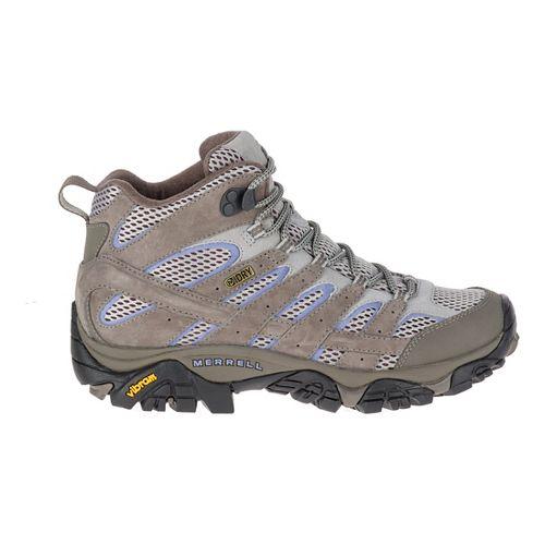 Womens Merrell Moab 2 Mid Waterproof Hiking Shoe - Falcon 5.5