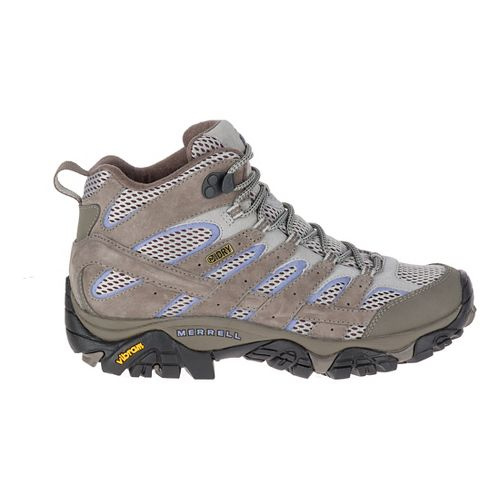 Womens Merrell Moab 2 Mid Waterproof Hiking Shoe - Falcon 7.5