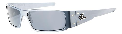 Mens Gatorz Octane Sunglasses - Gun Metal/Polarized