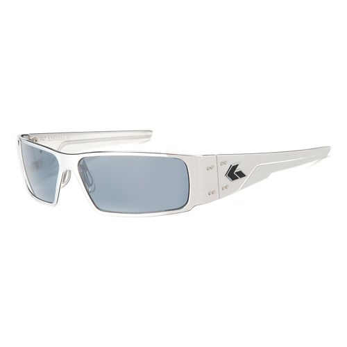 Mens Gatorz Octane Sunglasses - Polished/Polarized