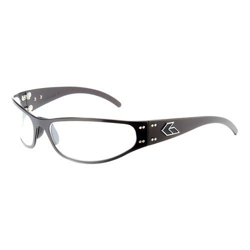 Mens Gatorz Radiator Sunglasses - Black/Clear