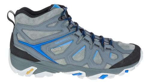 Mens Merrell Moab Fst Ltr Mid Waterproof Hiking Shoe - Turbulence 8.5