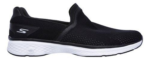 Mens Skechers GO Walk Sport Casual Shoe - Black/White 10