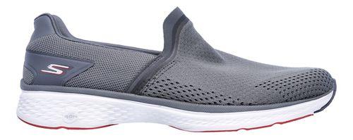 Mens Skechers GO Walk Sport Casual Shoe - Charcoal 9
