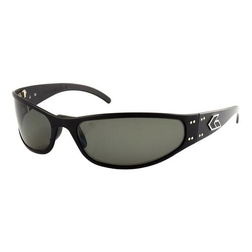 Mens Gatorz Radiator Sunglasses - Emerald/Polarized