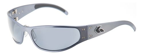 Mens Gatorz Radiator Sunglasses - Gun Metal/Polarized