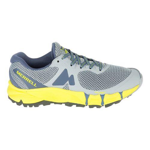 Womens Merrell Agility Charge Flex Trail Running Shoe - Sleet 9.5
