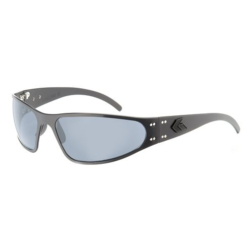 Mens Gatorz Wraptor Sunglasses - Polished/Sunburst
