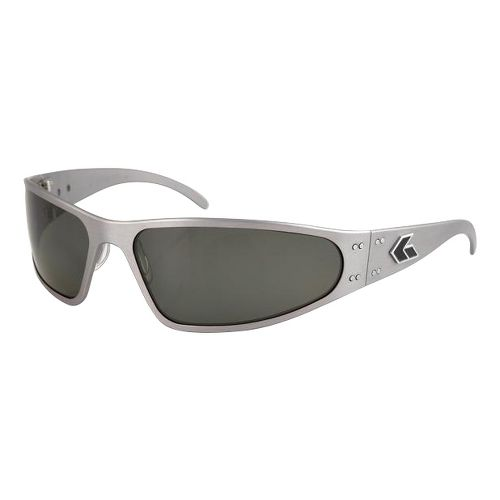 Mens Gatorz Wraptor Sunglasses - Emerald/Polarized