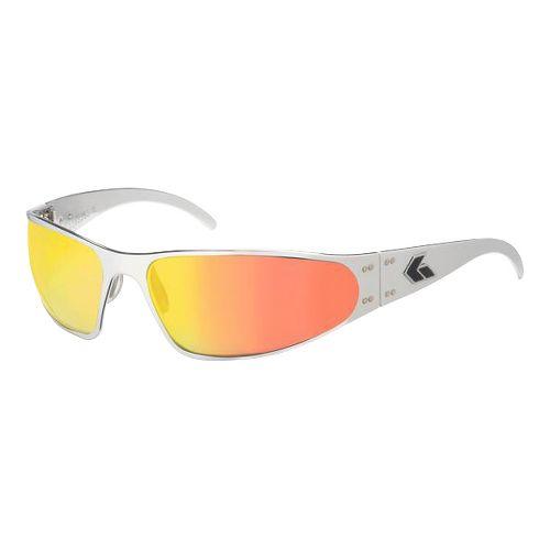 Mens Gatorz Wraptor Sunglasses - Polished/Polarized