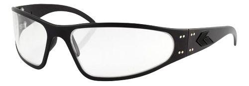 Mens Gatorz Wraptor Sunglasses - Black/Inferno