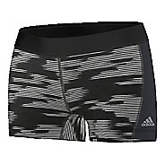 Womens Adidas Techfit Printed Boy Short Compression & Fitted Shorts