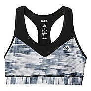 Womens Adidas Techfit Printed Sports Bras