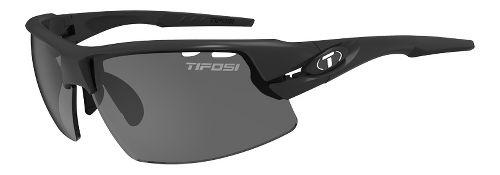 Tifosi Crit Interchangeable Lenses Sunglasses - Matte Black M/L