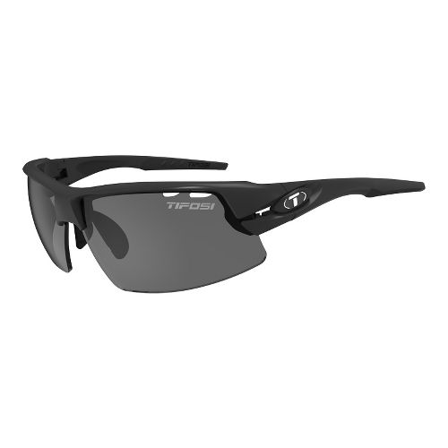 Tifosi Crit Interchangeable Lenses Sunglasses - Matte Black M/L