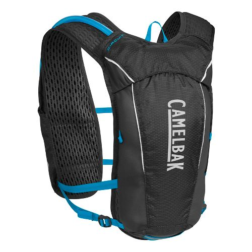 Camelbak Circuit Vest 1.5L Hydration - Black/Atomic Blue