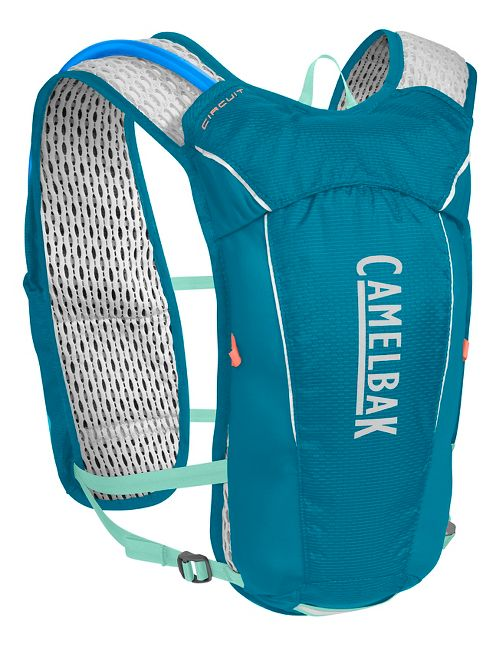 Camelbak Circuit Vest 1.5L Hydration - Teal/Ice Green