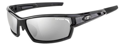 Tifosi Camrock Interchangeable Lenses Sunglasses - Gloss Black M/L