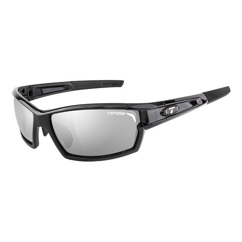 Tifosi Camrock Interchangeable Lenses Sunglasses - Gloss Black M/L