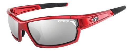 Tifosi Camrock Interchangeable Lenses Sunglasses - Metallic Red M/L