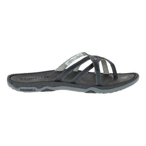 Womens Merrell Enoki 2 Flip Sandals Shoe - Black 11