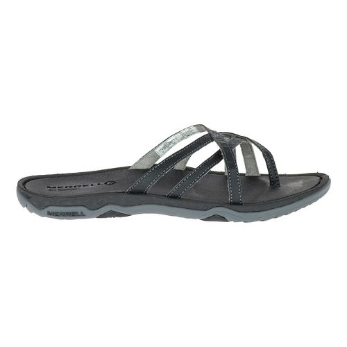 Womens Merrell Enoki 2 Flip Sandals Shoe - Black 8
