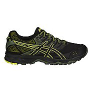 Mens ASICS GEL-Sonoma 3 Trail Running Shoe - Black/Sulphur 7.5