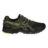 Mens ASICS GEL-Sonoma 3 Trail Running Shoe - Black/Sulphur 9.5