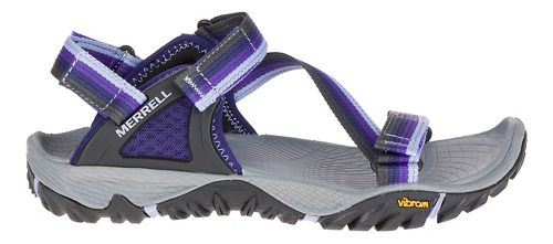 Womens Merrell All Out Blaze Web Hiking Shoe - Astral Aura 9