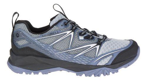 Womens Merrell Capra Bolt Air Hiking Shoe - Flockstone 9.5