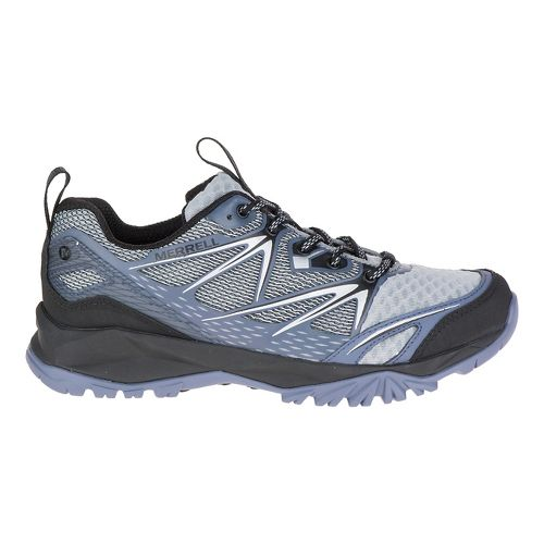 Womens Merrell Capra Bolt Air Hiking Shoe - Flockstone 8