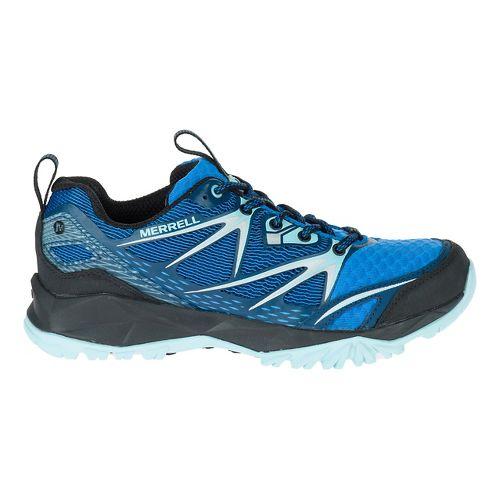 Womens Merrell Capra Bolt Air Hiking Shoe - Mykonos 6