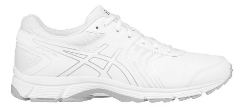 Mens ASICS Gel-Quickwalk 3 SL Walking Shoe - White/Silver 9