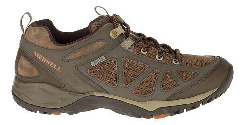 Womens Merrell Siren Sport Q2 WTPF Hiking Shoe - Slate Black 10.5