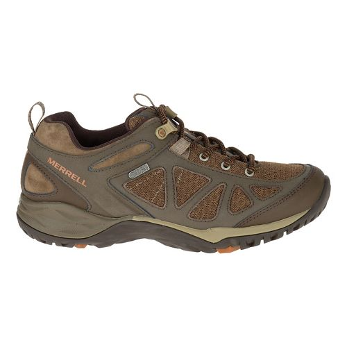 Womens Merrell Siren Sport Q2 WTPF Hiking Shoe - Slate Black 6