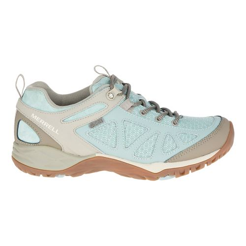 Womens Merrell Siren Sport WTPF Hiking Shoe - Blue Surf 5.5