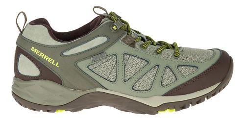 Womens Merrell Siren Sport WTPF Hiking Shoe - Dusty Olive 8.5