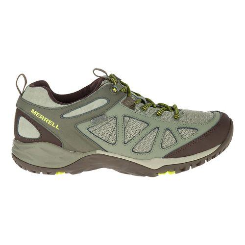 Womens Merrell Siren Sport WTPF Hiking Shoe - Dusty Olive 10.5