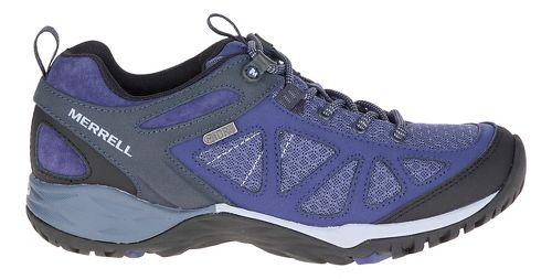 Womens Merrell Siren Sport Q2 WTPF Hiking Shoe - Crown Blue 8