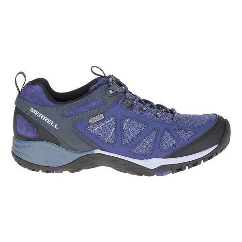 Womens Merrell Siren Sport WTPF Hiking Shoe - Crown Blue 5.5
