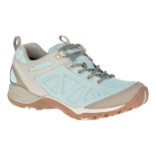 Womens Merrell Siren Sport Hiking Shoe - Blue Surf 7