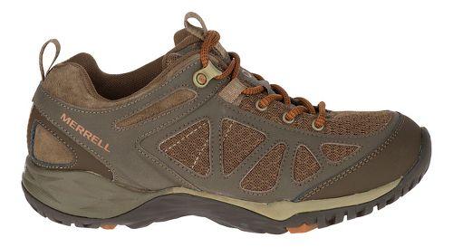 Womens Merrell Siren Sport Q2 Hiking Shoe - Dark Brown 7.5