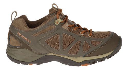 Womens Merrell Siren Sport Q2 Hiking Shoe - Dark Brown 9.5