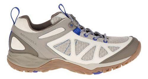 Womens Merrell Siren Sport Q2 Hiking Shoe - Oyster Grey 5