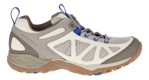 Womens Merrell Siren Sport Q2 Hiking Shoe - Oyster Grey 6.5