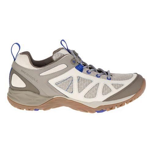 Womens Merrell Siren Sport Q2 Hiking Shoe - Oyster Grey 5.5