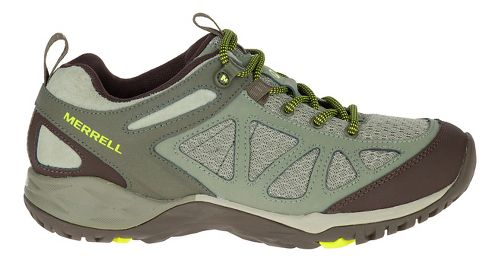 Womens Merrell Siren Sport Q2 Hiking Shoe - Dusty Olive 9