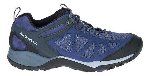 Womens Merrell Siren Sport Q2 Hiking Shoe - Crown Blue 6.5